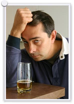 Führerschein verloren wegen einer Alkohlfahrt.